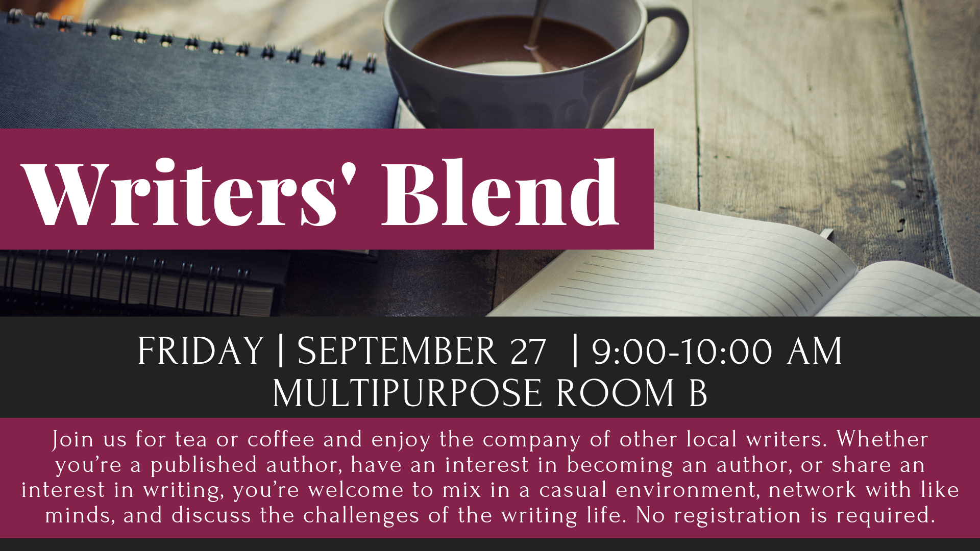 Writers' Blend (Nampa Writer's Group)