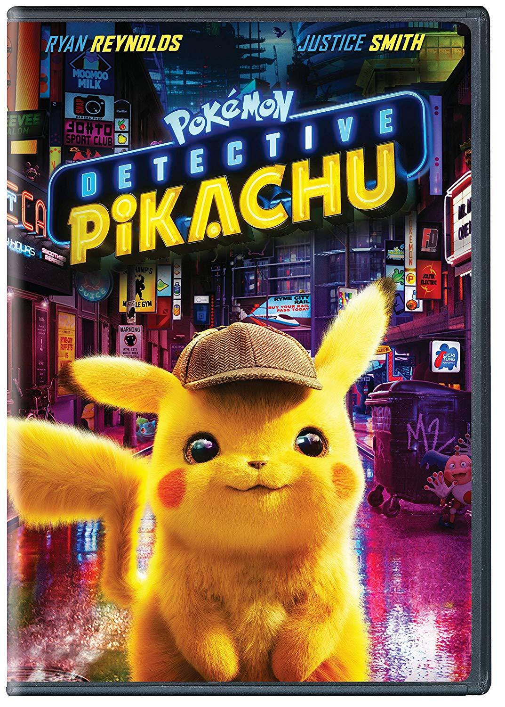 Saturday Family Movie: Pokémon Detective Pikachu (PG)