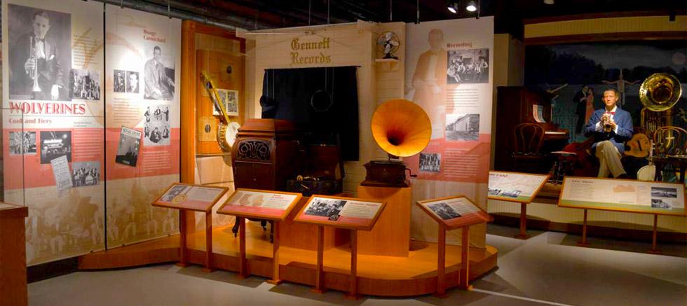 Q-C History Hop: Bix Beiderbecke Museum and Archives