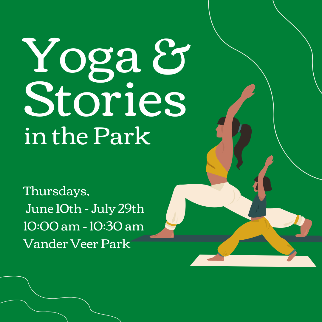 Yoga and Stories in the Park
