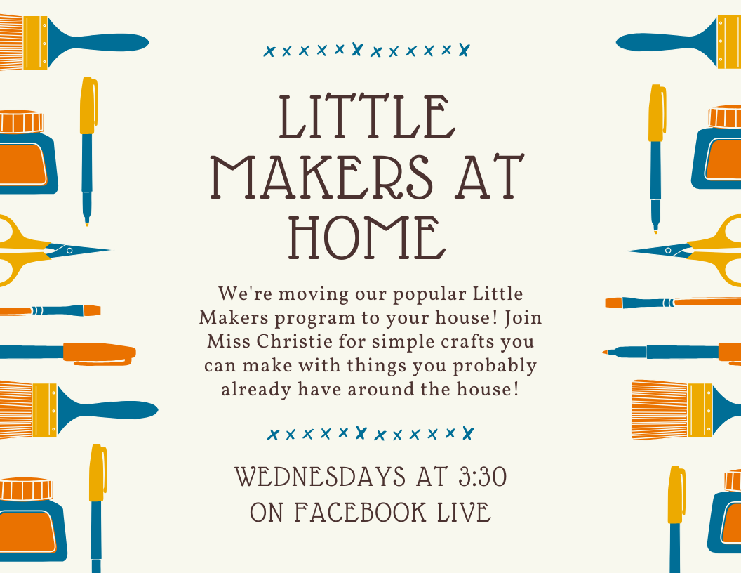 Little Makers at Home