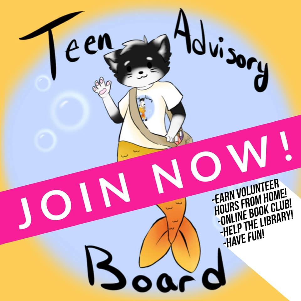 Teen Advisory Board Book Club: Lore Olympus by Rachel Smythe