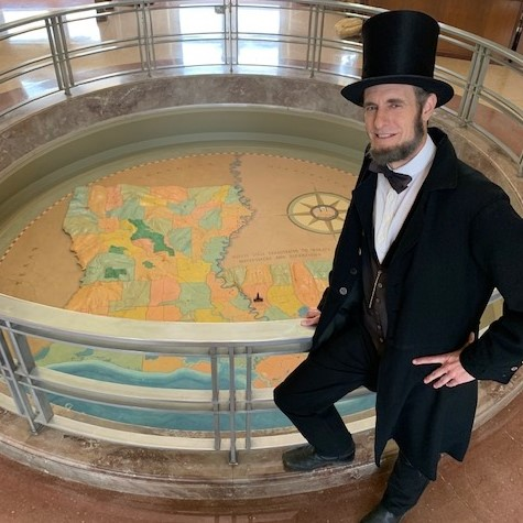 Lincoln the Lawyer: Portrayals of President Abraham Lincoln by Kevin Wood