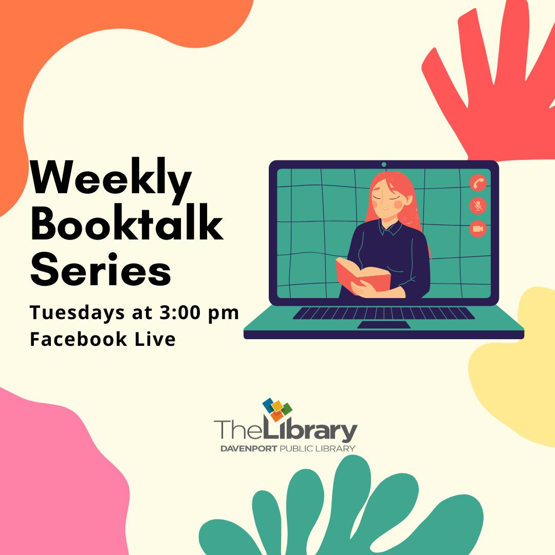Weekly Booktalk Series