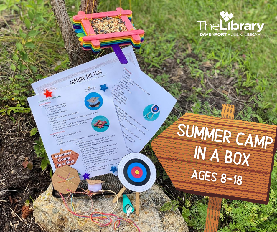 Activities To Go! Summer Camp in a Box