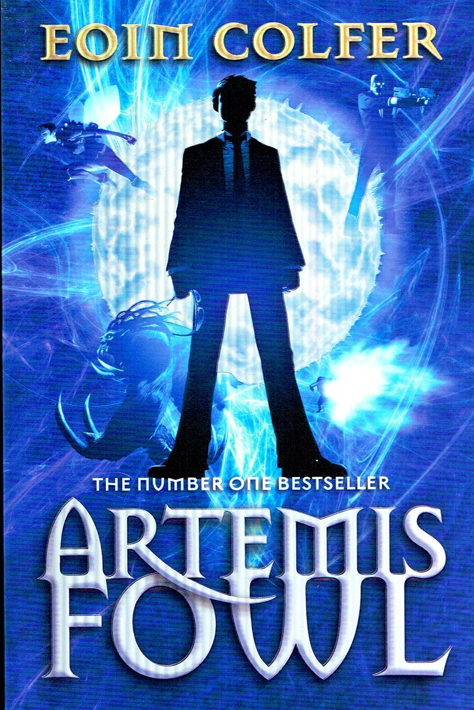 Teen Online Book Club - Artemis Fowl