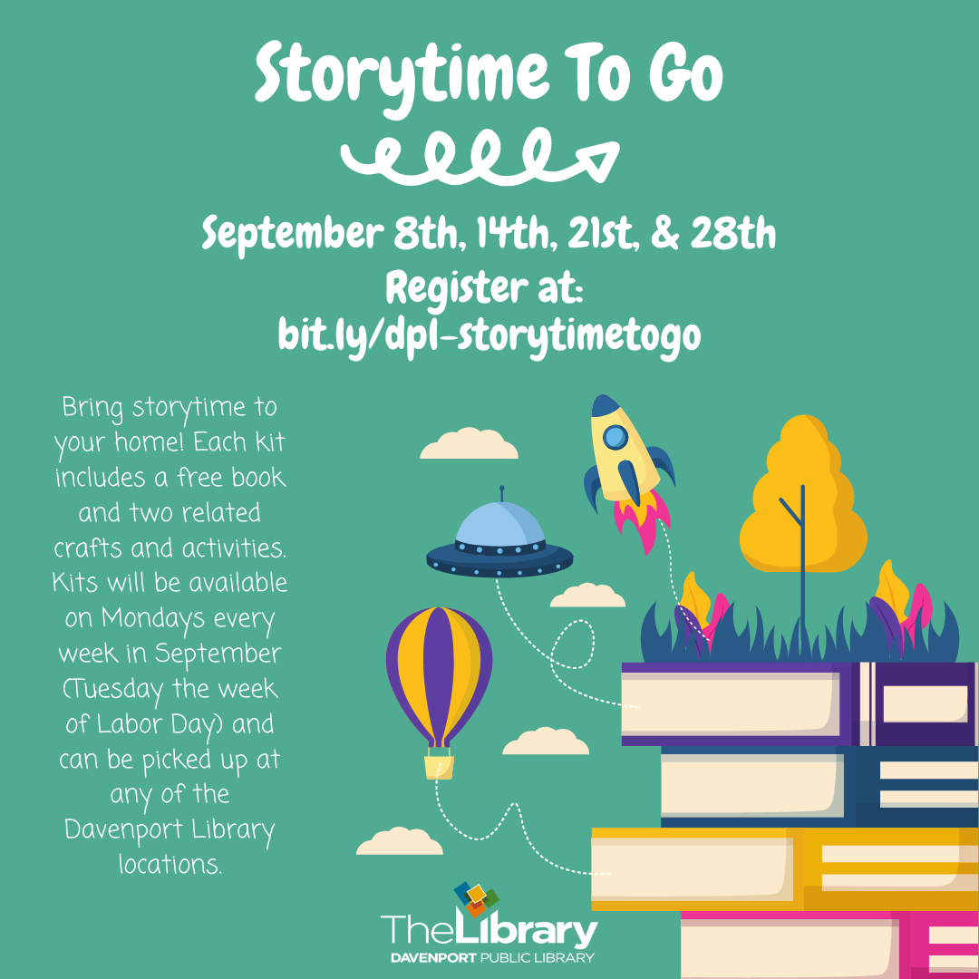 Storytime To Go!