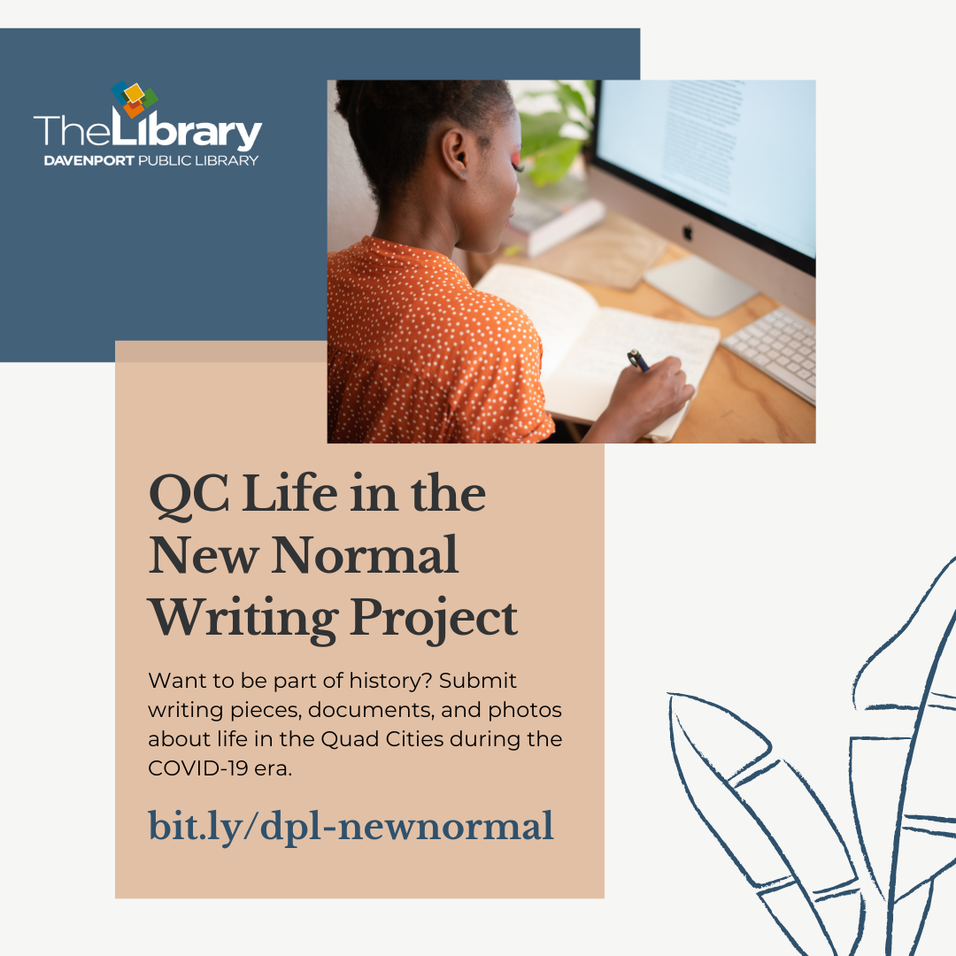 QC Life in the New Normal Writing Project