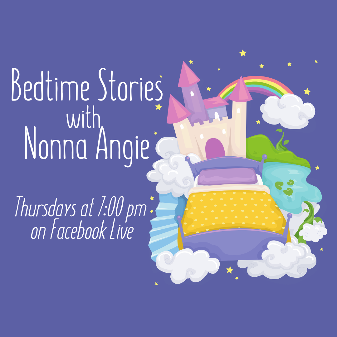 Bedtime Stories with Nonna Angie