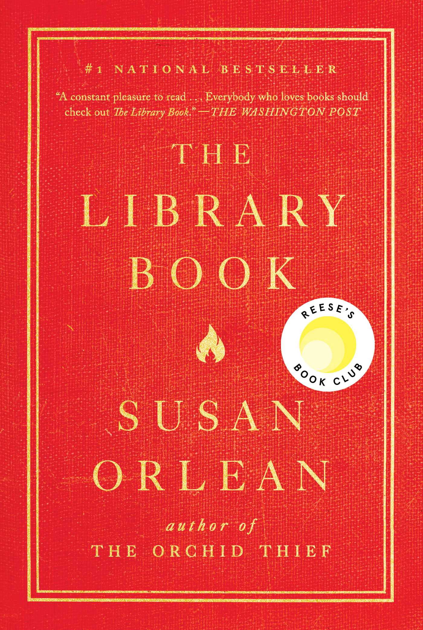 'The Library Book' by Susan Orlean book discussion