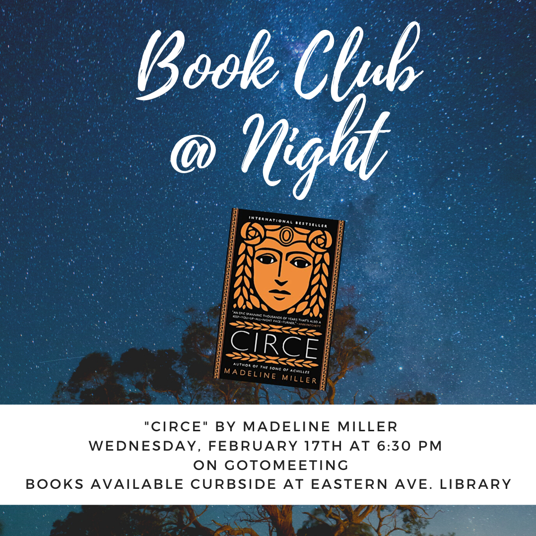 Book Club @ Night