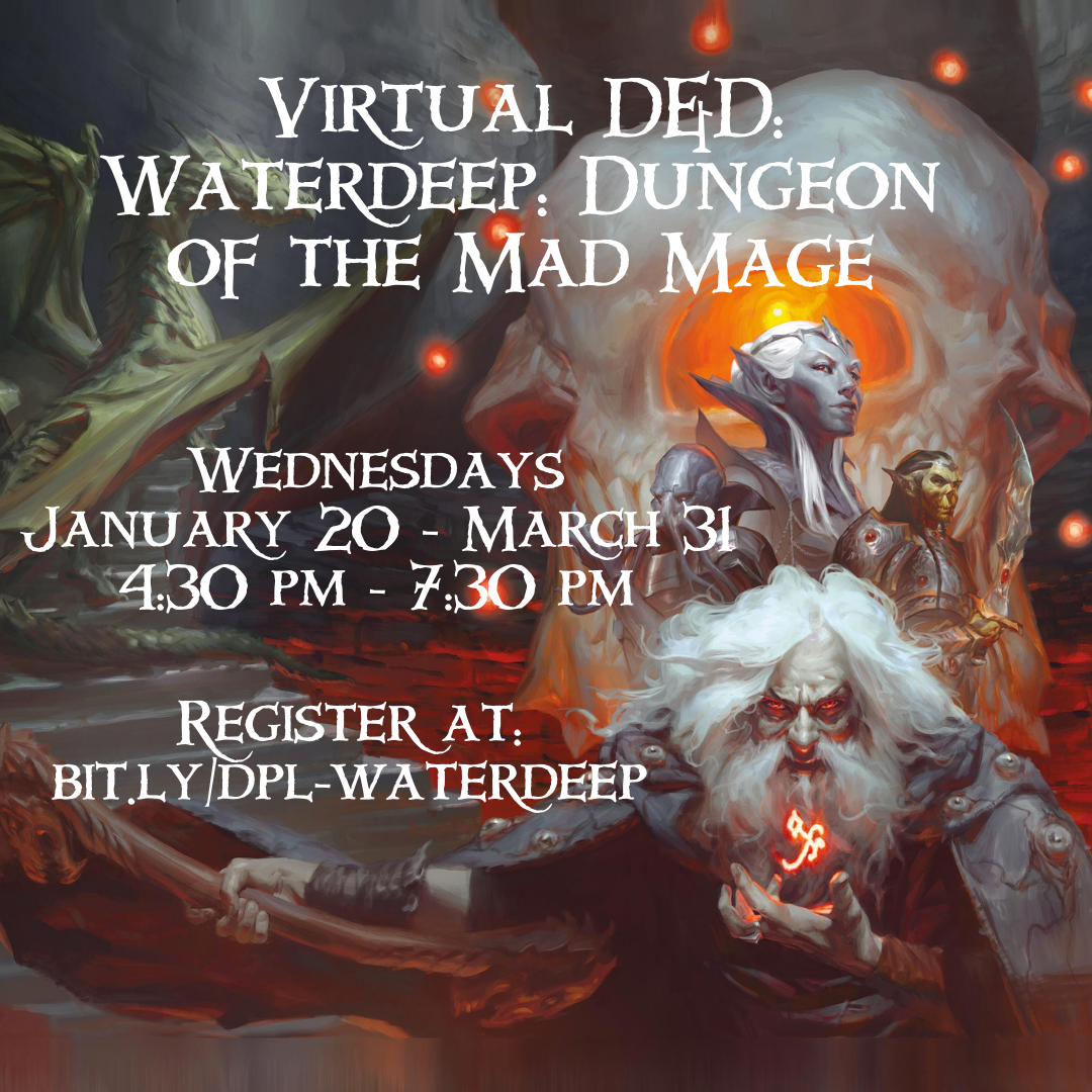 Virtual D&D:   Waterdeep: Dungeon of the Mad Mage