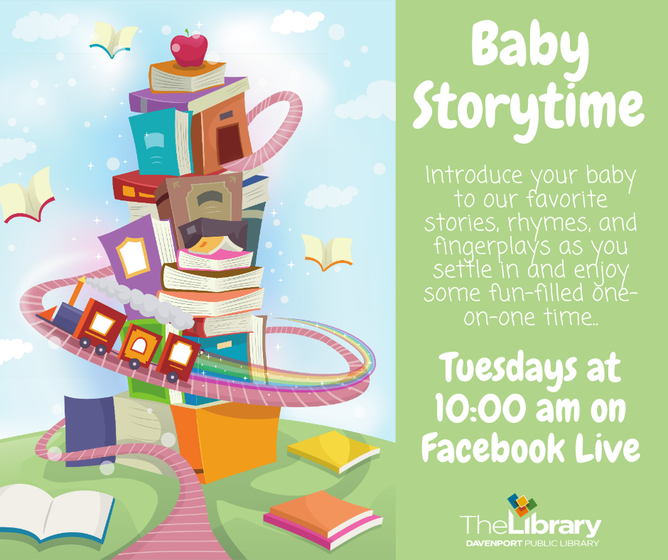 Baby Storytime!