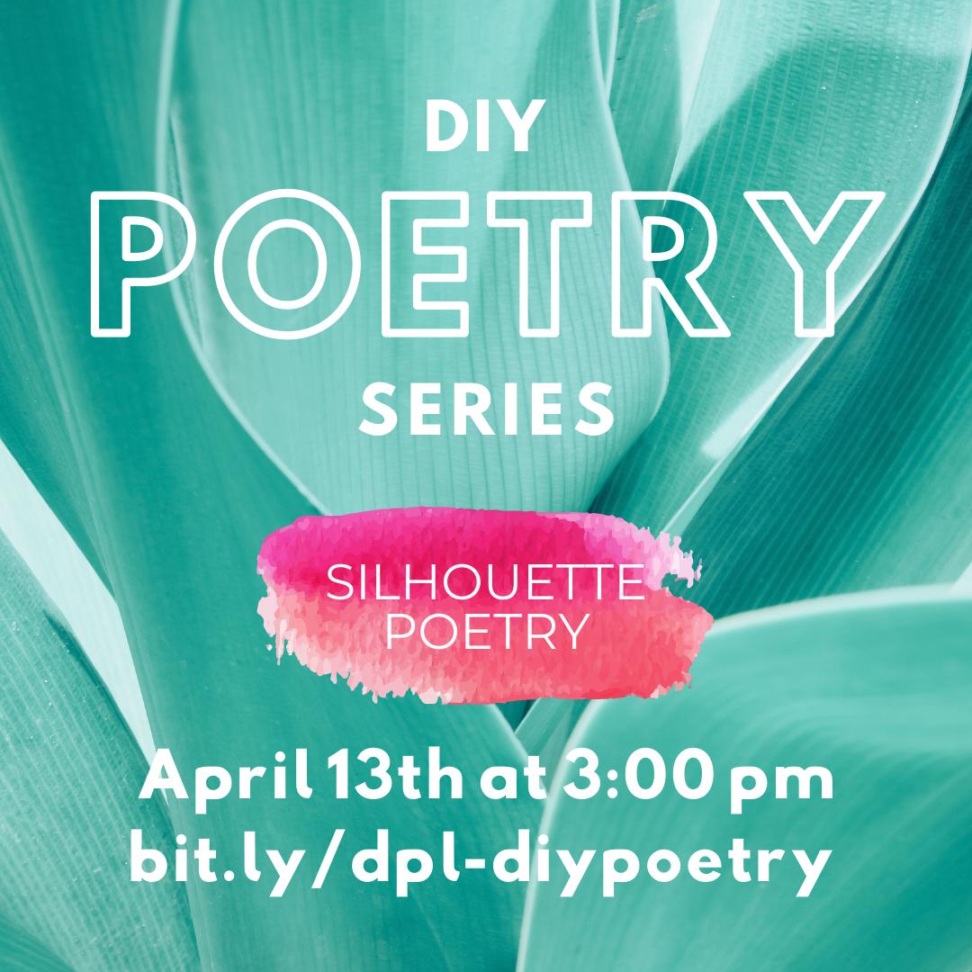 DIY Poetry Series