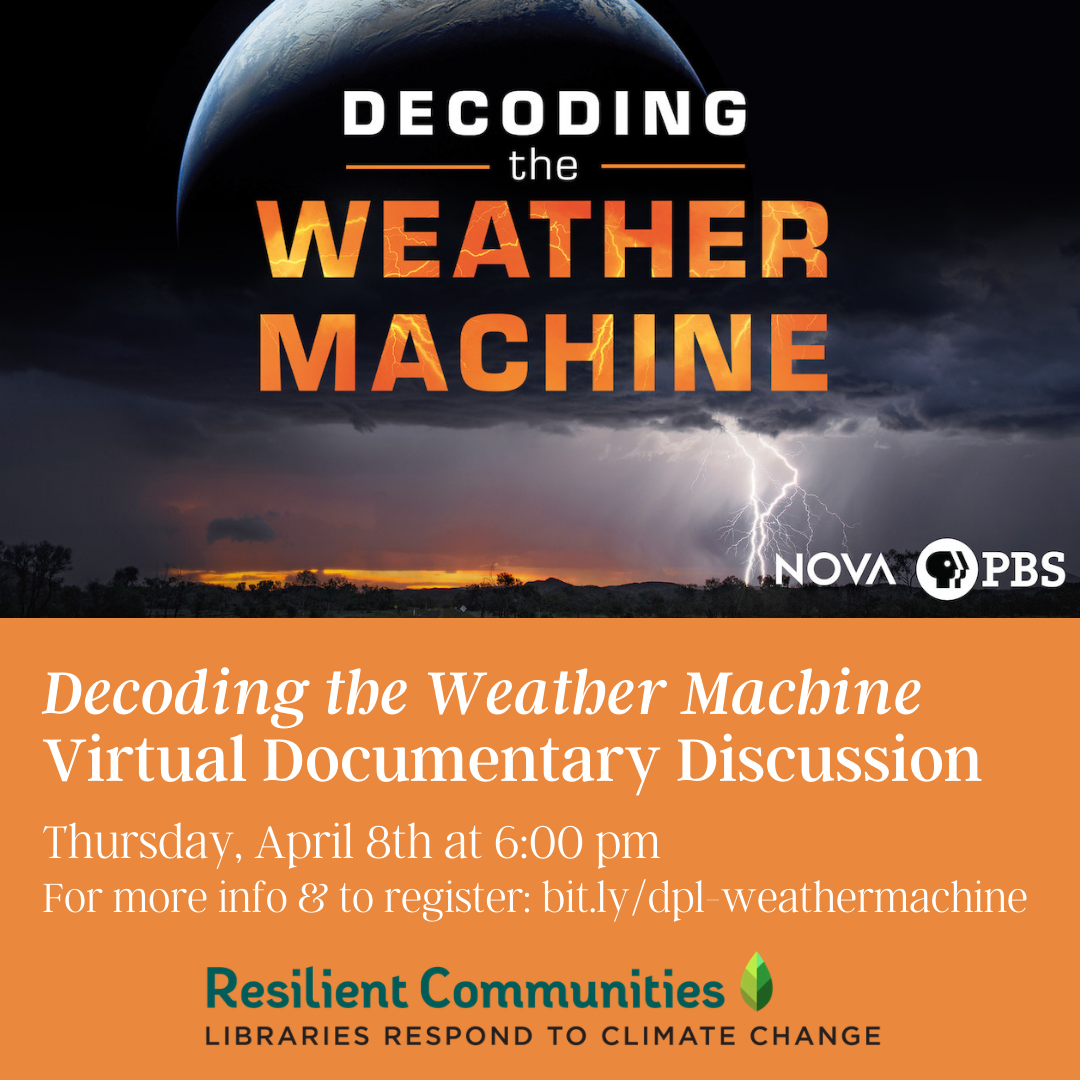 """Decoding the Weather Machine"" Documentary Discussion"