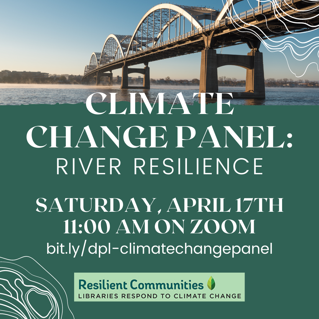 Climate Change Panel: River Resilience