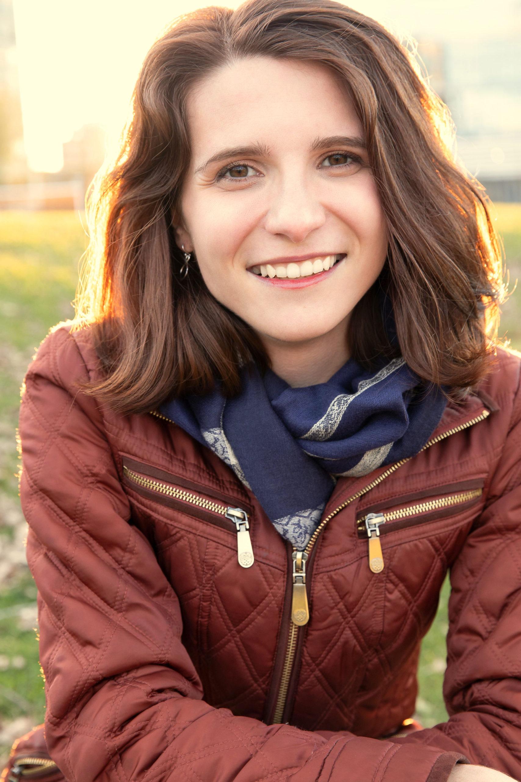 Teen Virtual Author Visit: Rosaria Munda of Fireborne
