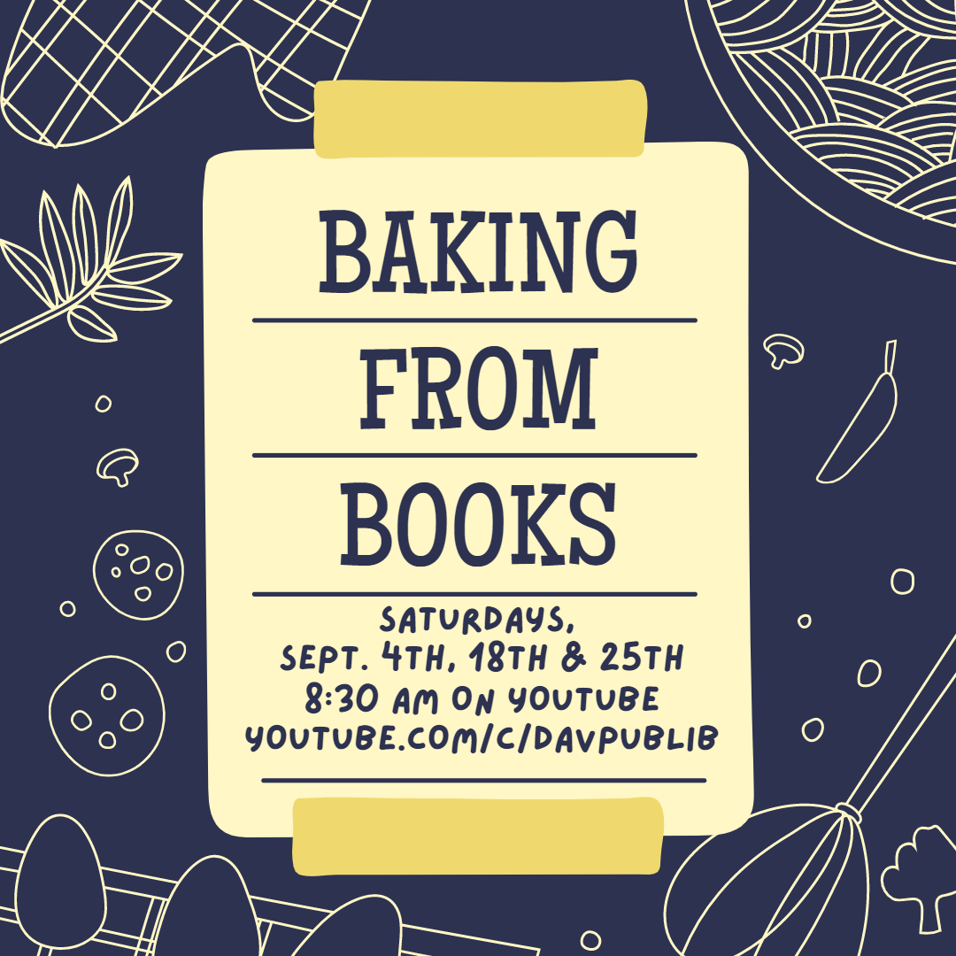 Baking From Books