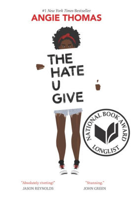 """The Hate U Give"" Book Discussion presented by Love Girls"