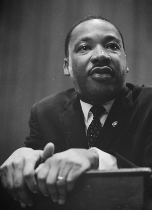 Martin Luther King Jr & the Struggle to Close the Gap in Income & Wealth Inequality