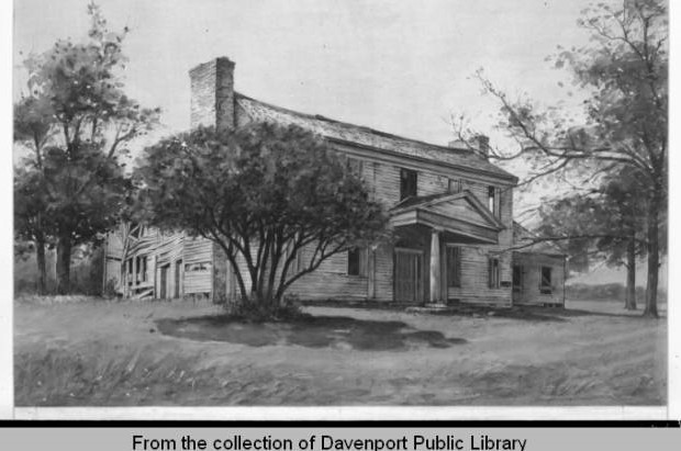 Local History Lecture Series:  Who Was George Davenport?