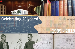 Celebration of the Center: 20th Anniversary Open House of the Richardson-Sloane Special Collections Center