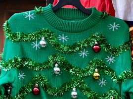 Make an Ugly Sweater