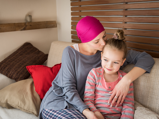 Frankly Speaking About Cancer: What Do I Tell The Kids?