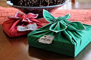 That's A Wrap: Eco-Friendly Giftwrapping