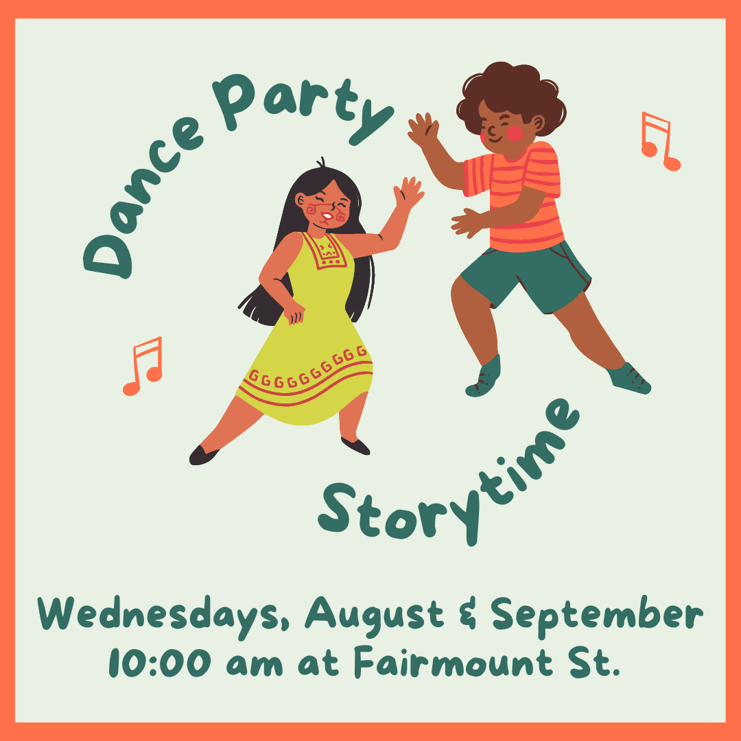 Dance Party Storytime