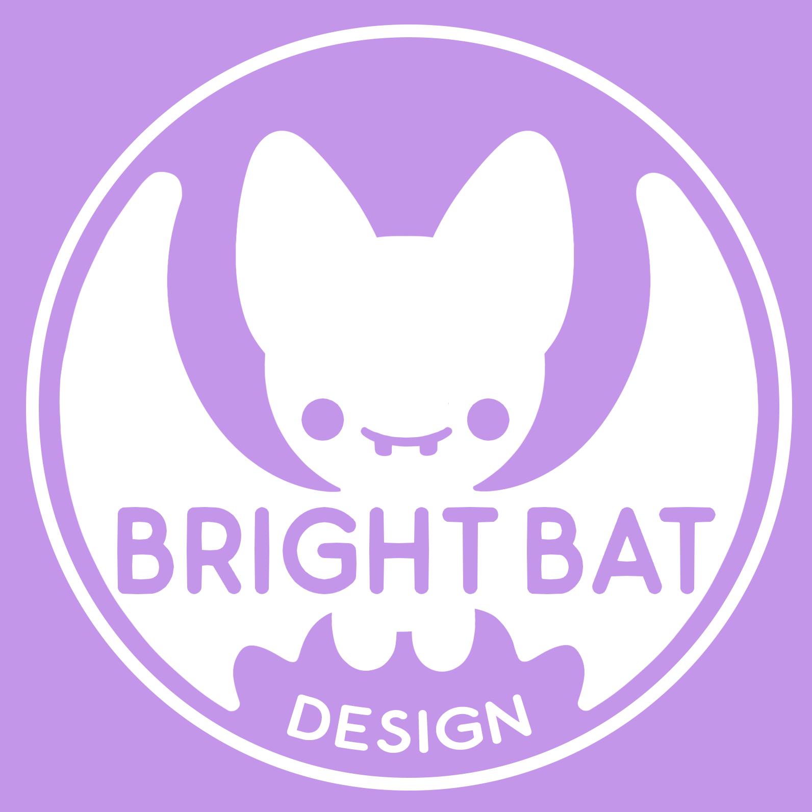 Teen Kawaii Sticker Workshop with Bright Bat Designs