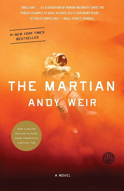 """The Martian"" Book Discussion"
