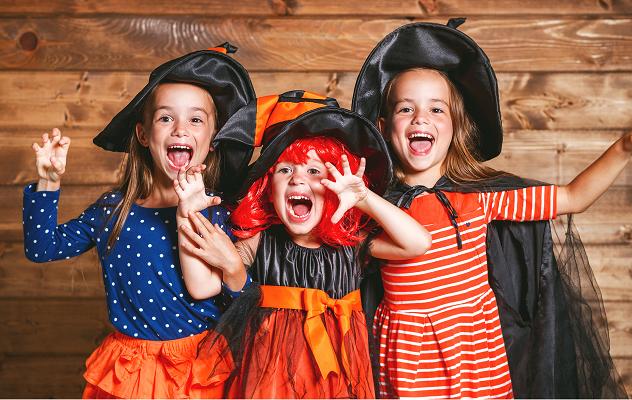 Halloween Costume Dropoff