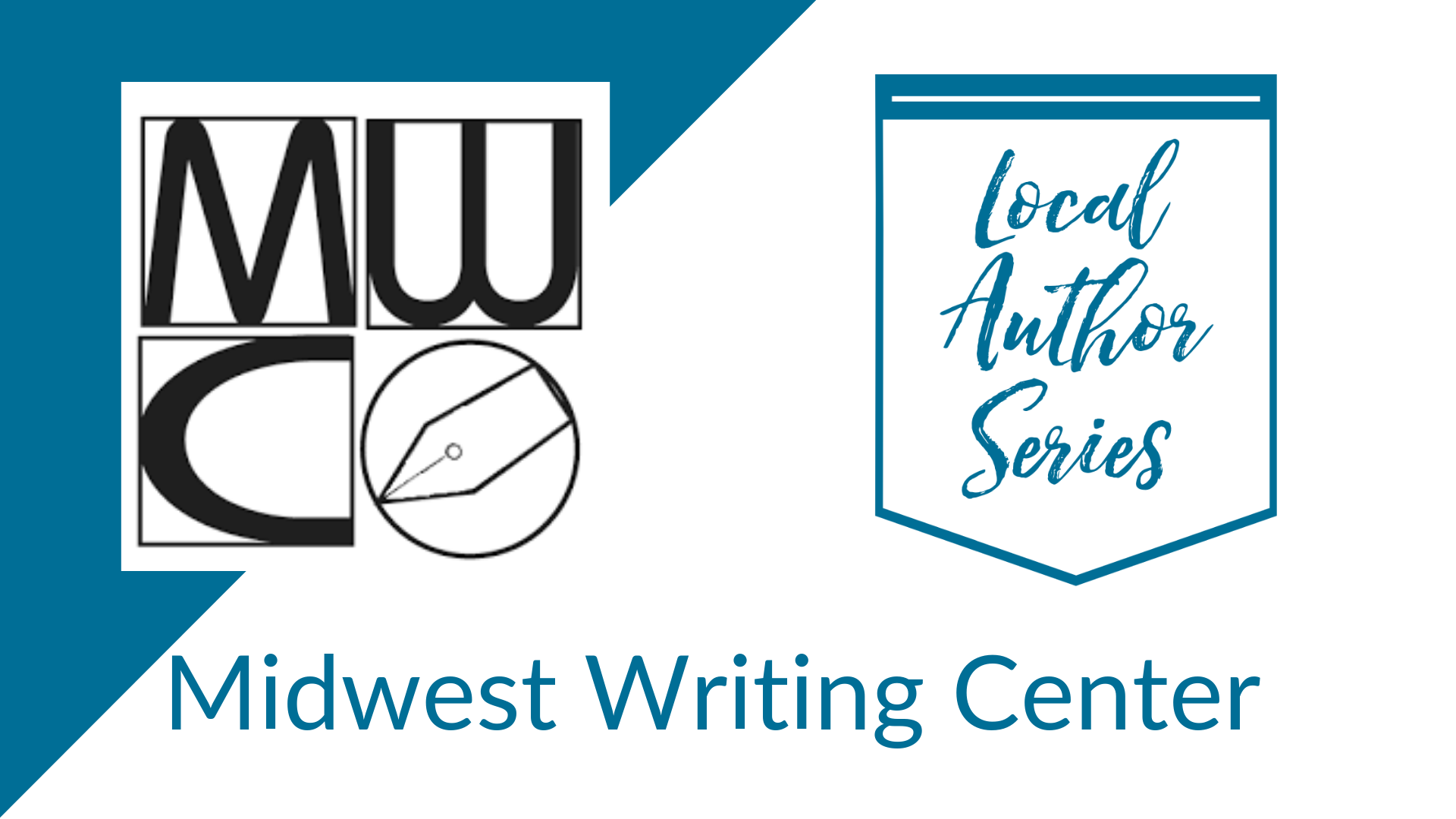 Local Author Series: Midwest Writing Center