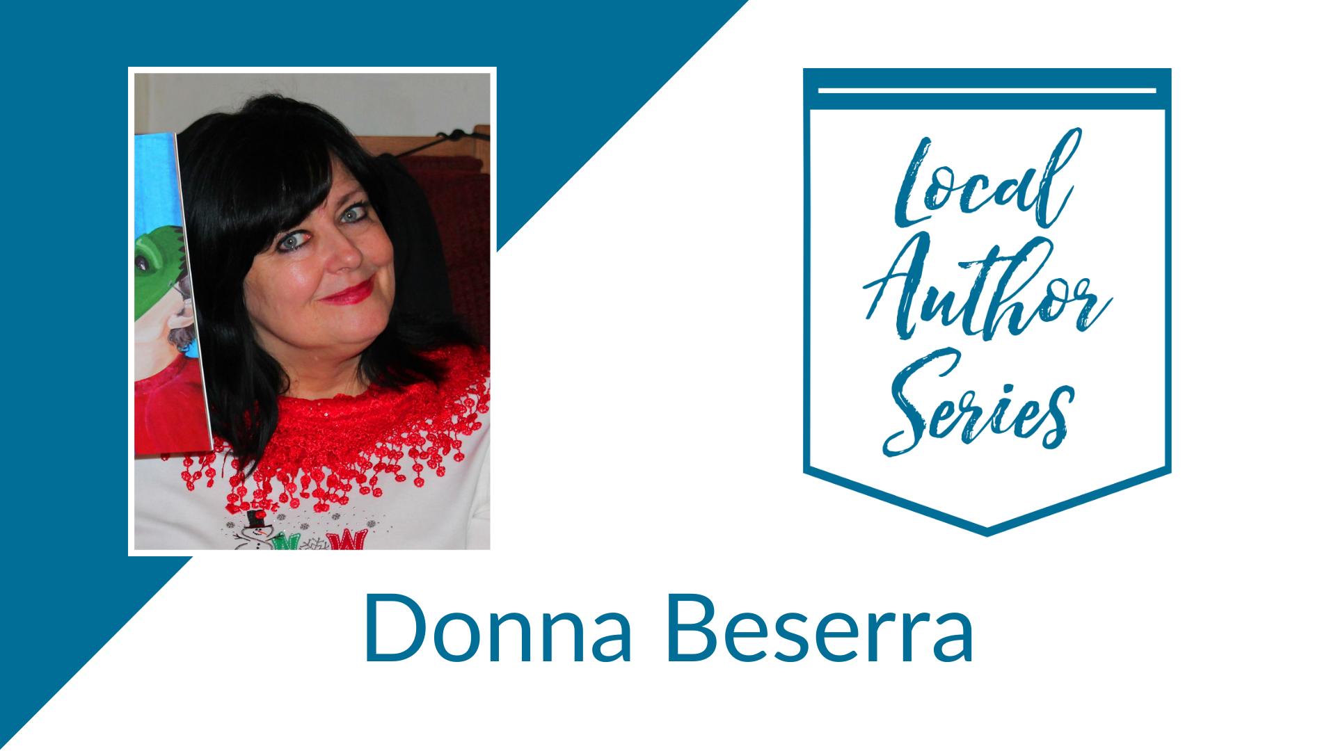 Local Author Series: Donna Beserra