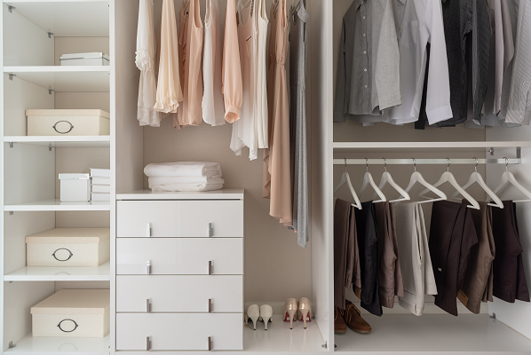 Reorganize Your Space