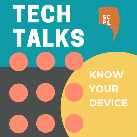Tech Talks: Exploring Your Library's App (Apple and Android)