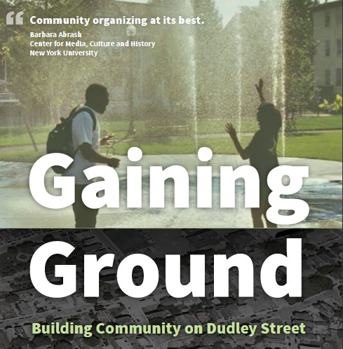 Community Resilience Project: Gaining Ground Film Discussion