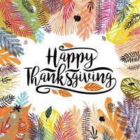 Thanksgiving Holiday Closure