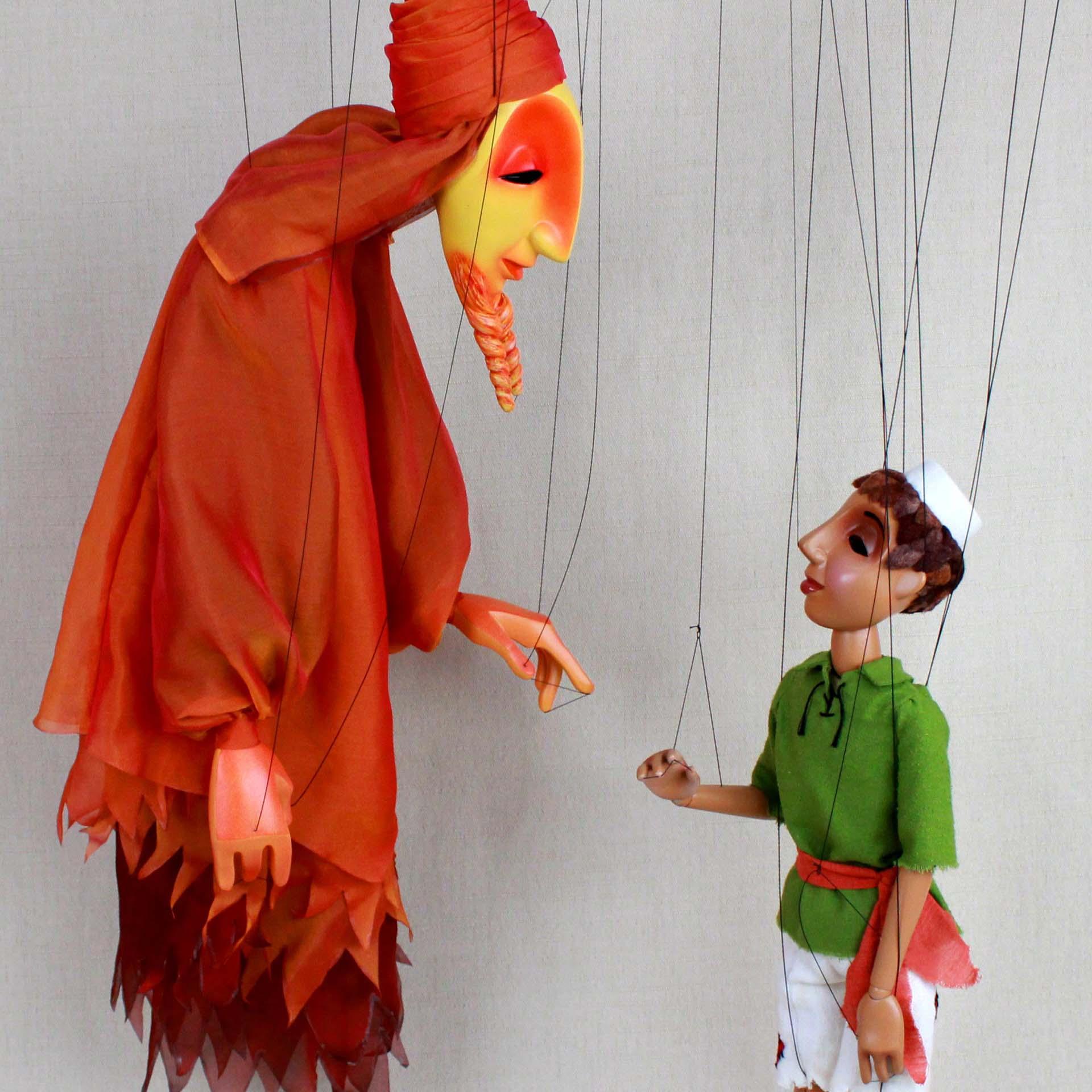 Fratello Marionettes: Aladdin @ Downtown