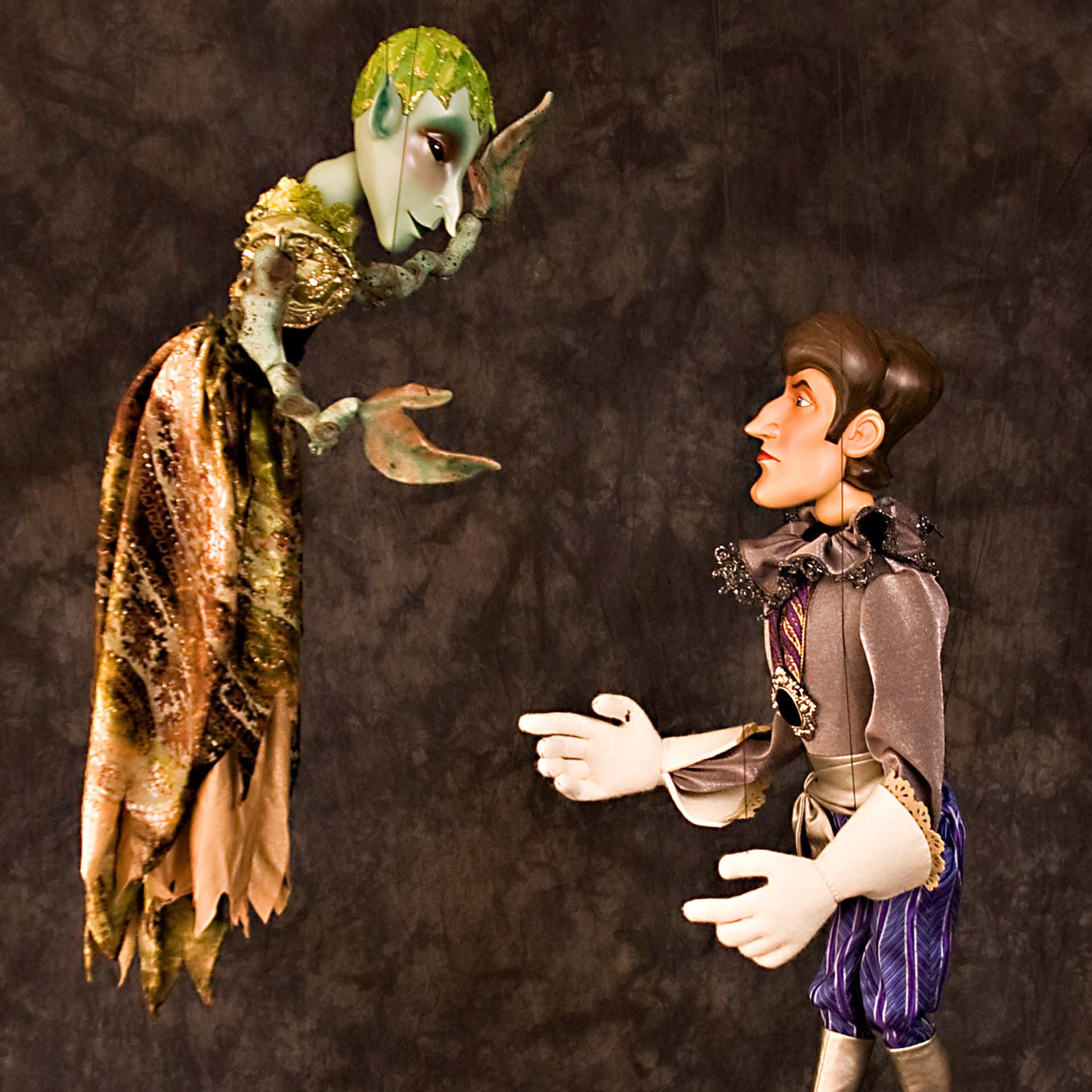 Fratello Marionettes: The Frog Prince @ Scotts Valley