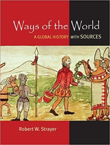 Glimpses of World History with Robert W. Strayer @ La Selva Beach