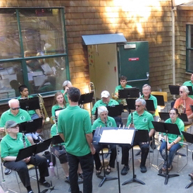 San Lorenzo Valley Community Band Concert