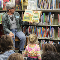 Preschool Storytime @ Aptos Library