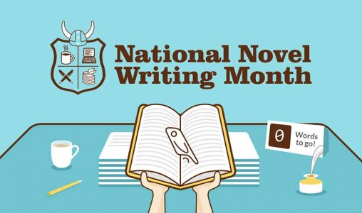 NaNoWriMo Kickoff Event for National Novel Writing Month