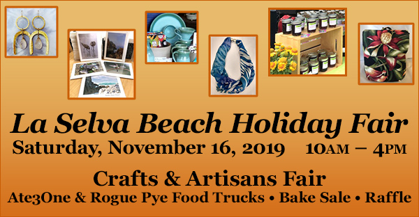 La Selva Beach Holiday Fair