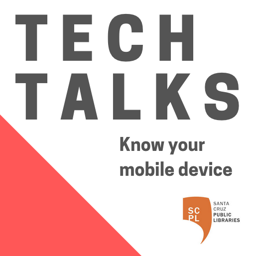 Tech Talks: iPhone End of Year Tune-Up! @ Aptos
