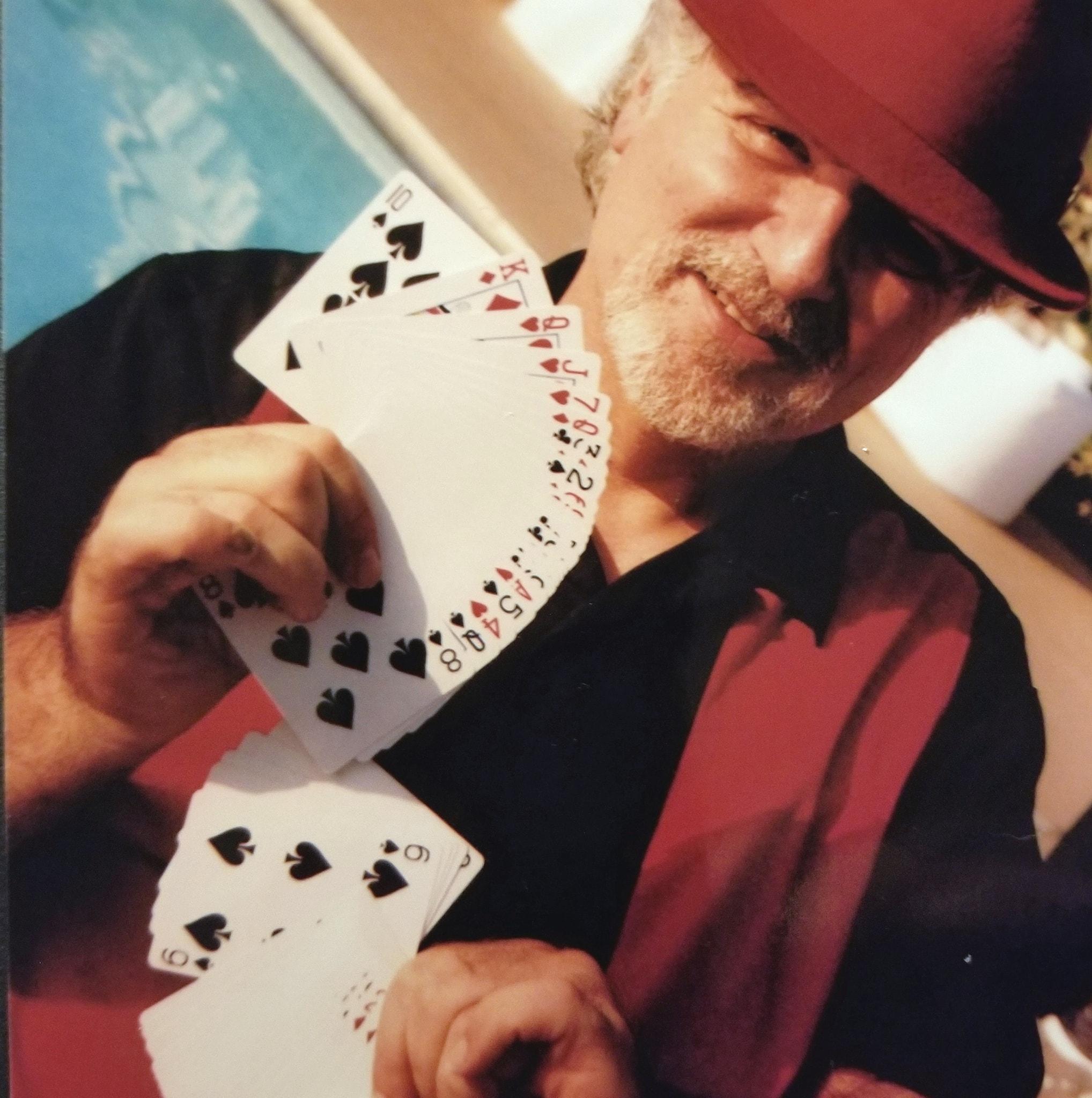 Santiago the Magician @ Boulder Creek