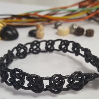 Let's Make Stuff: Celtic Knot Bracelet