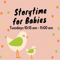Baby Storytime : Stillwater Public Library